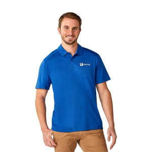 Amos Men's Eco Short Sleeve Polo
