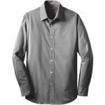 Coal Harbour® Adult Mini Stripe Woven Shirt