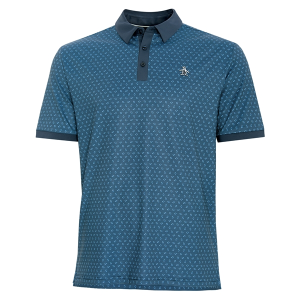 Original Penguin® Geometric Polo